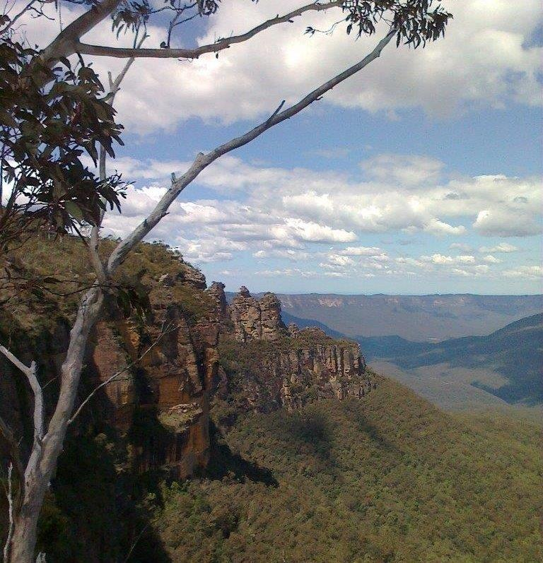2015 10 09 Reg Robyn 10a Three Sisters